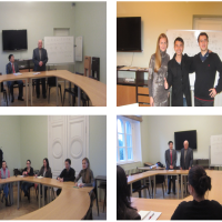 Chinese language course was successfully held in Confucius Institute at the University of Latvia