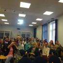 道加瓦皮尔斯大学孔子课堂高中生汉语讲座