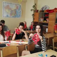 Celebration of Lantern Festival was held in  Riga No.34 Secondary School