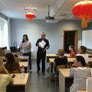 Orientation Meeting for 2016 Summer Camp of LUKI to China was Held Successfully