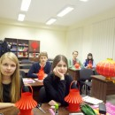 Chinese Lantern Festival Cultural Lecture Held by Confucius Classroom at Rezekne Academy of Technologies