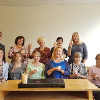 Bring Chinese Tea Art to Latvia University of Agriculture in Jelgava