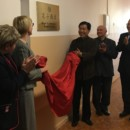 Opening Ceremony of Confucius Classroom at  Riga No.34 Secondary School