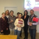 Mid-Autumn Festival Experienced in Chinese Class in Latvia University of Agriculture