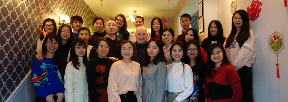 Confucius Institute at the University of Latvia  Celebrated Chinese New Year's Eve