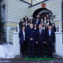 LUCI Chinese Teachers Attended the Reception in Chinese Embassy in Latvia and the Meeting for the 15th 'Chinese Bridge' Chinese Competition