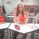 Riga No.34 Secondary School Confucius Classroom Lantern Festival Experience Activity