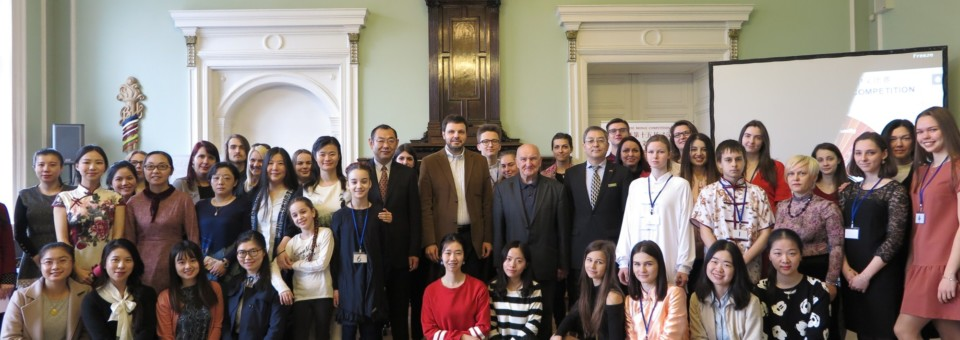"""One World One Family"" ——The 15th ""Chinese Bridge"" Chinese Competition in Latvia  was Successfully Concluded"