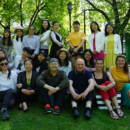 Work Summary Meeting of Confucius Institute at University of Latvia during 2017-2018