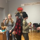 Chinese Culture Experience Activity at Daugavpils University