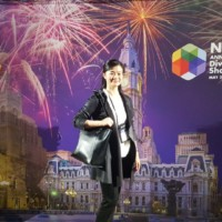 Chinese Teacher Ms. Fang Dong Attended the NAFSA 70th Anniversary Annual Conference