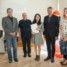 Certificate awarding ceremony in Confucius Classroom at Rezekne Academy of Technologies