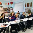 Riga 34.Secondary School Experienced Mid-Autumn Festival