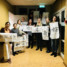 The calligraphy class of the Faculty of Humanities of the University of Latvia