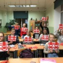 Jelgava Spidola Gymnasium Experienced the Chinese Paper-cutting