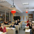HSK&HSKK Exam was successfully held in Confucius Institute at University of Latvia