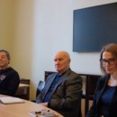 The meeting on the establishment of Chinese teaching point in Riga 64 Middle School was successfully held