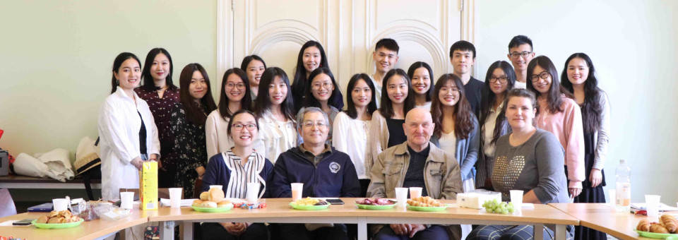 The 2018-2019 work summary meeting of Confucius Institute at the University of Latvia was successfully held
