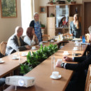 Foreign Lecturers Meeting in Liepaja University Successfully Held