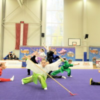 """""""The Fifth Baltic Open Wushu Championship"""" opened in Riga,Latvia"""