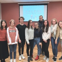 A Chinese Language Event was Held in Confucius Classroom at Daugavpils University