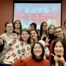 A Christmas Party Held by Confucius Classroom at Daugavpils University