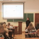 A Chinese Public Class was Successfully Held in Daugavpils University