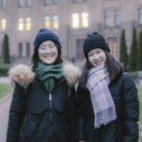 Chinese Teachers of Confucius Classroom at Daugavpils University were Interviewed by Local Media