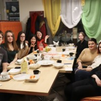 Chinese New Year Event was Held in Confucius Classroom at Daugavpils University