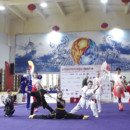 the Opening Ceremony of the 8th Latvia Open Wushu Championships Was Successfully Held