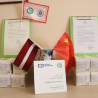 Hanban and South China Normal University Sent a Letter of Condolences to the University of Latvia and Confucius Institute at University of Latvia on The COVID-19