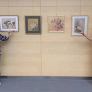 """""""Water and Color Love Song"""" Painting Exhibition in Golden Autumn"""
