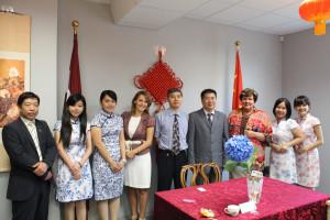 19.孔院教室揭牌仪式 Confucius Institute Classroom