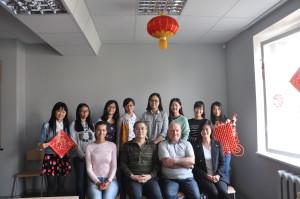 2.拉大孔院教室Classroom of LU Confucius Instititute1