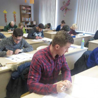 Confucius Institute at the University of Latvia Hosts the First HSK &HSKK Exams in 2018
