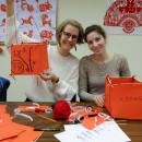 Happy Lantern Festival – Experience in Making Chinese Lanterns in the Confucius Class of Rezekne Technology Academy