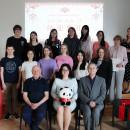 Confucius Classroom at Rezekne Technology Academy 2018-2019 Graduation Ceremony