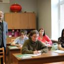 New study year in Confucius Classroom at Daugavpils University